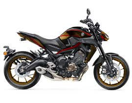 #16 для Cool Motorbike painting \ Круто расскрасить мотоцикл от Dima9128