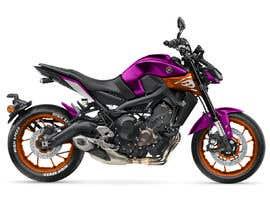 #18 для Cool Motorbike painting \ Круто расскрасить мотоцикл от ansmh