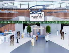 #30 for Design a Lobby/Reception area for a Virtual Event Platform by shensh