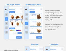 #9 for UX Design for a package courier platform by bharanikumars