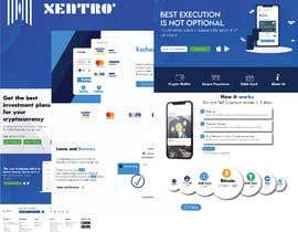 #19 cho Website design- informative site, Top 5 recommended Crypto, stocks, trading platforms bởi muhammadhari336