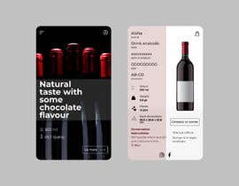 #5 for Mockup of Tracking bottle webapp by ktwtsk