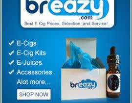 #26 untuk Design a Banner for Breazy.com -- 4 oleh benson92