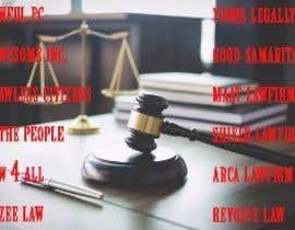 #93 untuk Help choose a name for a Law Firm oleh yugendharpv