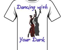 #17 for Psychotherapy T-s: Dance With Your Dark by bobfilderman