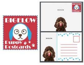 #20 para Puppy Postcards 2 de austrianichole