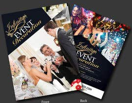#26 untuk Design a Flyer for Wedding and Party consultants oleh shiwaraj