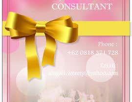 #19 untuk Design a Flyer for Wedding and Party consultants oleh cin17