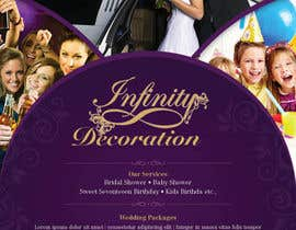 shadowcreations tarafından Design a Flyer for Wedding and Party consultants için no 27