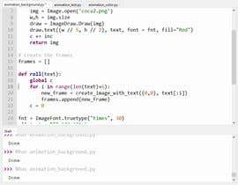 #3 for Python or JavaScript Animation by maryamsairi94
