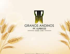 #24 para Crear un diseño Imagotipo con slogan Empresa de Alimentos (Granos Andinos) de ivanleo82