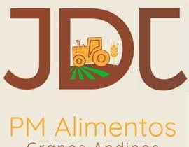 #65 para Crear un diseño de Imagotipo con slogan para  Empresa de Alimentos (Granos Andinos) de KarenOn15