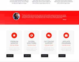 #20 untuk Design a Website for Actegy Consulting oleh jituchoudhary