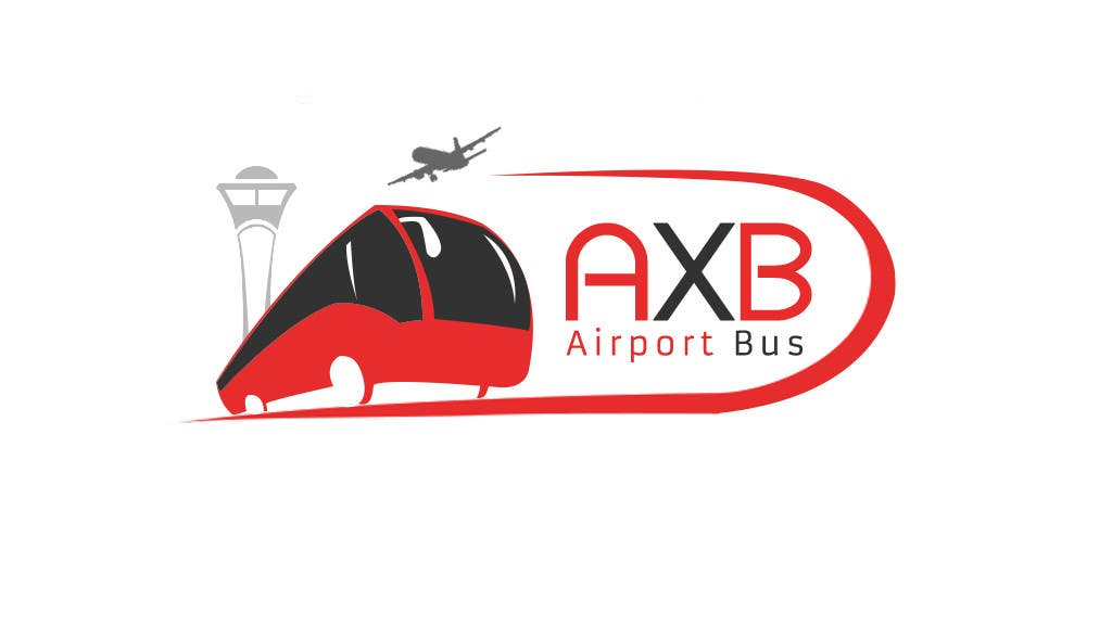 entry 73 by vkandomedia for design a logo for a new airport bus