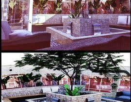 #23 for internal design for a courtyard by jairandresrmz