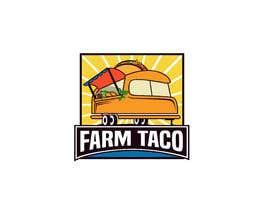 #256 untuk Farm Taco Logo oleh jakirhossenn9