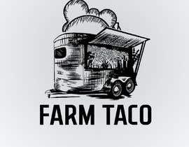 #231 untuk Farm Taco Logo oleh masterdesign309