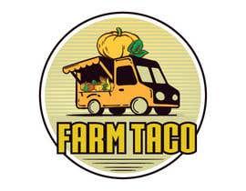 #134 untuk Farm Taco Logo oleh gpnatraj