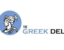 #14 dla Design a Logo for Deli Shop with Greek food and products (The Greek Deli ) przez lemongirl