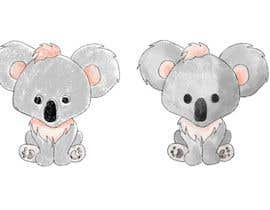 #14 for 3 baby animal illustrations by Sve0