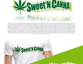 #12 for New A Logo SweetnCanna.com by JunrayFreelancer