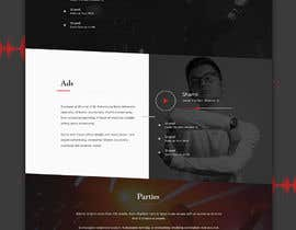 #9 for Build me a $1,000,000 dollar looking website for personal branding/influencer by Kingharryjoe
