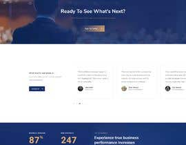 #29 for Build me a $1,000,000 dollar looking website for personal branding/influencer by zakariadrissy