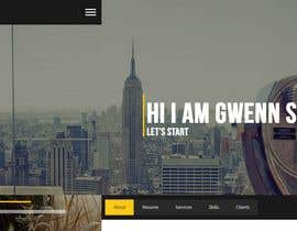 #30 for Build me a $1,000,000 dollar looking website for personal branding/influencer by rajbevin