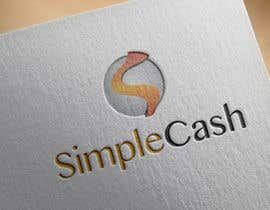 #121 pentru Design a Logo for Simple Cash de către adnandesign043