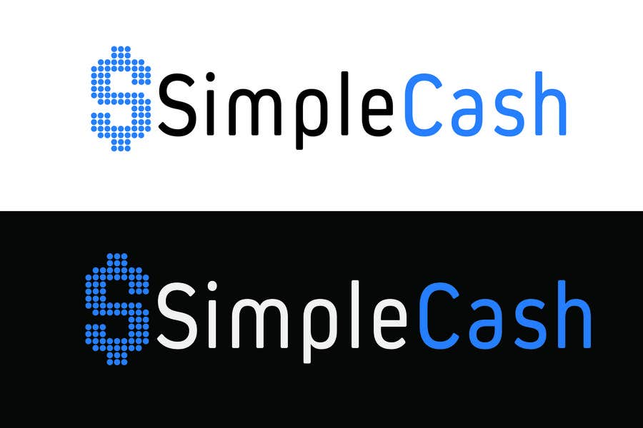 Entri Kontes #25 untukDesign a Logo for Simple Cash