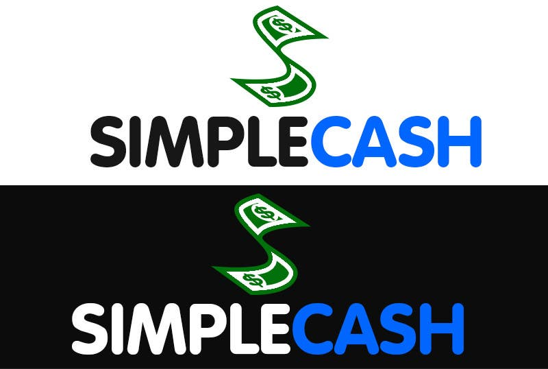 Entri Kontes #164 untukDesign a Logo for Simple Cash