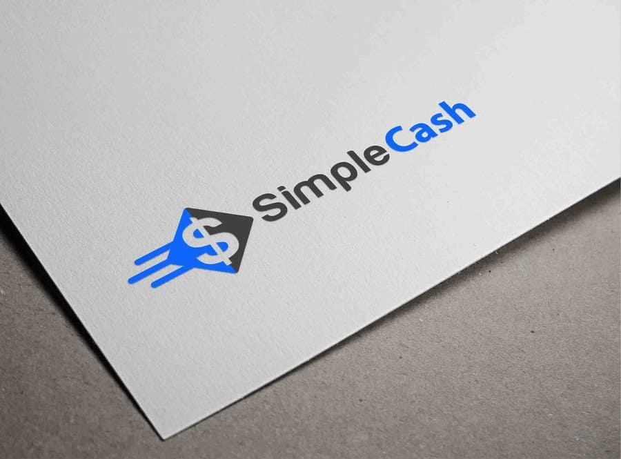 Entri Kontes #110 untukDesign a Logo for Simple Cash