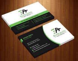 Nro 435 kilpailuun business cards käyttäjältä tanvirhaque2007
