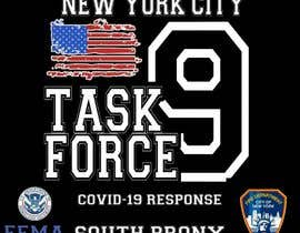 Nro 3 kilpailuun ***4 UNIQUE*** DESIGNS for a Task Force 9 Shirt/hoodie käyttäjältä gargvaibhav7909
