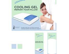 Nro 51 kilpailuun Packaging Concept – New Pillow Product (wireframe template provided) käyttäjältä mishuonfreelance