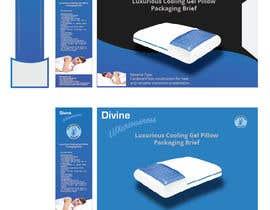 Nro 9 kilpailuun Packaging Concept – New Pillow Product (wireframe template provided) käyttäjältä mdakibmuhtadi