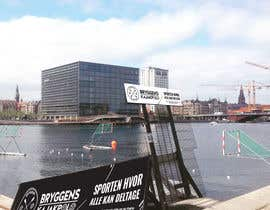 Nro 39 kilpailuun 2 big banners for kayakpolo käyttäjältä akibmilon