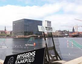 Nro 10 kilpailuun 2 big banners for kayakpolo käyttäjältä GfxJahid