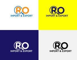 Nro 47 kilpailuun I need a logo for import & export business, check the brief description käyttäjältä DesignerRock