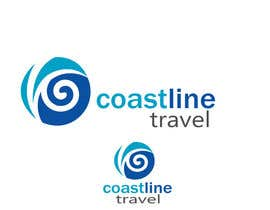 #225 para Logo Design for Coastline Travel por Don67
