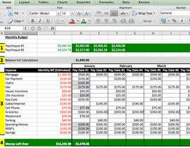 #1 for excel spread sheet by jahanjp8