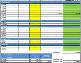 #6 for excel spread sheet by saliyachaminda
