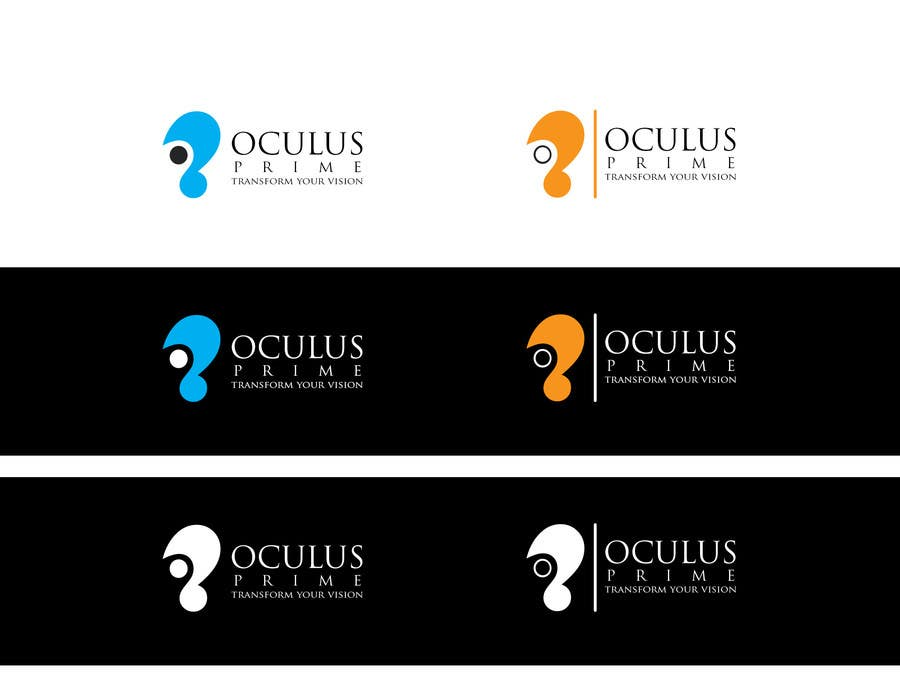 Entri Kontes #55 untukDesign a Logo for 'OCULUS PRIME Pty Ltd'