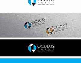 #56 for Design a Logo for 'OCULUS PRIME Pty Ltd' by JaizMaya