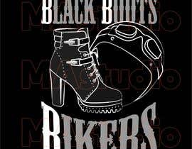 #9 for Logo for our group of motorcycle ladies by marcoalzurutt