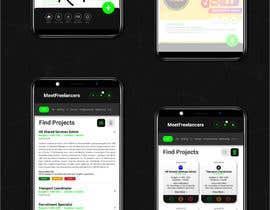Nro 105 kilpailuun Web App UI UX makeover käyttäjältä mishellcuevas