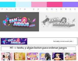 #27 para Logo + diseño web con paleta de colores de francomromero