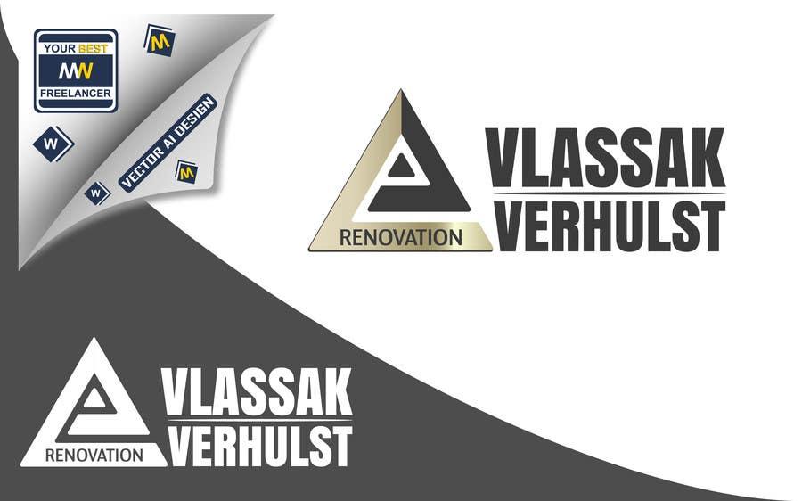 Contest Entry #25 for Ontwerp een Logo for Vlassak-Verhulst