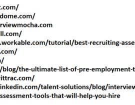 #2 pentru E-com / Marketplace - How do we verify certain skills in our recruitment process? de către netvalue