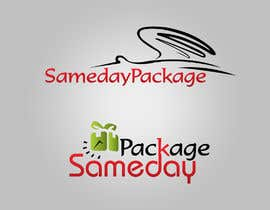 #3 for Ontwerp een Logo for SamedayPackage by AhmedAmoun
